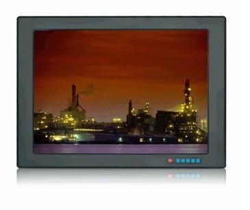 奇创彩晶19寸宽屏嵌入式工业显示器
