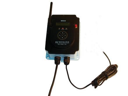 無線溫濕度傳感器