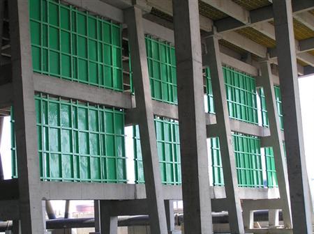 玻璃钢隔风板