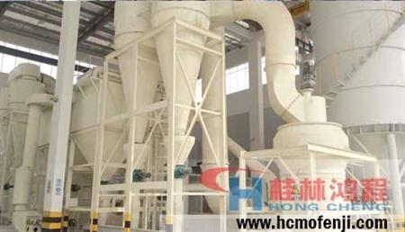 電廠脫硫用磨粉機_雷蒙磨_磨粉機
