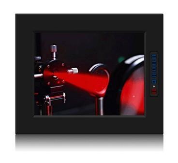 奇创彩晶15寸嵌入式工业显示器 20系列